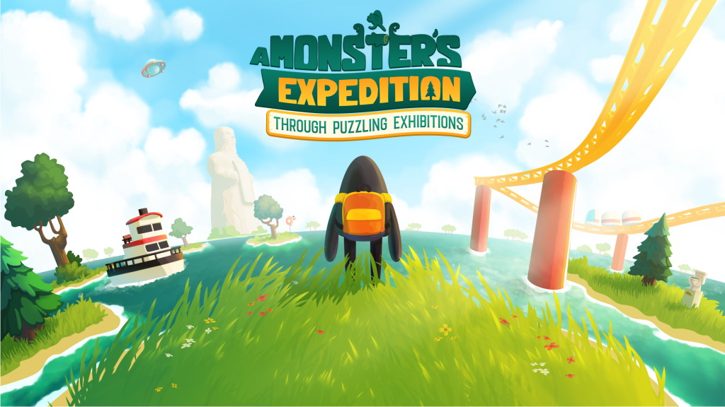 A Monster's Expedition Blog Header
