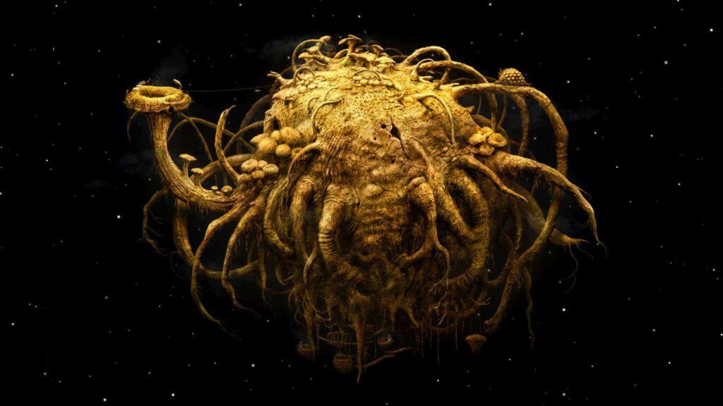 Samorost 3 Yellow Planet